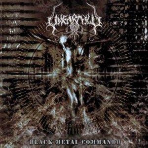 Unearthly – Black Metal Commando CD