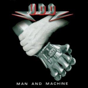 U.D.O – Man And Machine CD