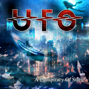 UFO – A Conspiracy Of Stars CD