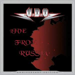 U.D.O – Live From Russia (Anniversary Edition) CD