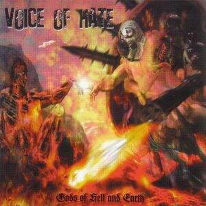 Voice Of Hate – Gods Of Hell And Earth CD