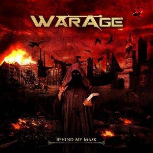 WarAge – Behind My Mask CD