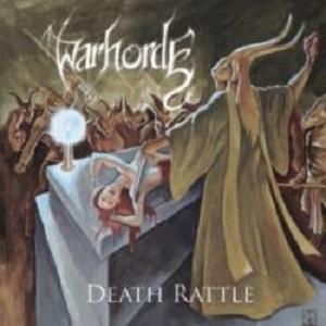 Warhorde – Death Rattle  CD
