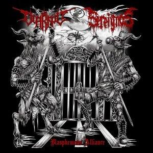 Warkvlt / Sereignos – Blasphemous Alliance CD