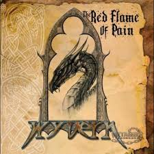 Wyvern – The Red Flame Of Pain CD