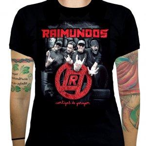 Camiseta Raimundos – Heavy Metal Rock 1f301f759c7