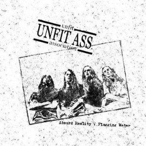 Unfit Ass – Absurd Reality / Flagging Water CD