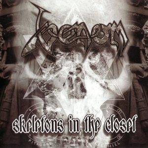Venom – Skeletons In The Closet CD