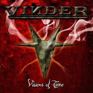 Vinder – Visions Of Time CD