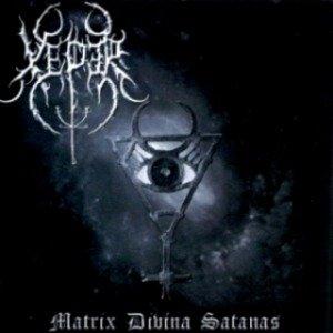 Xeper – Matrix Divina Satanas CD