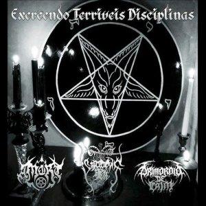 Amort / Shadows Hell / Primórdio De Caim CD