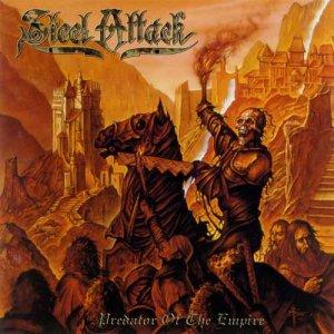 Steel Attack – Predator Of The Empire CD