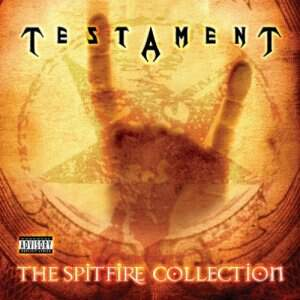 Testament – The Spitfire Collection CD