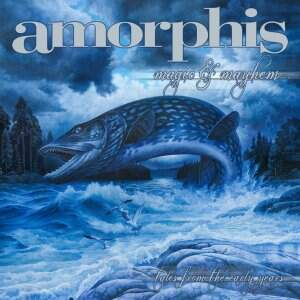Amorphis – Magic & Mayhem: Tales From the Early Years CD