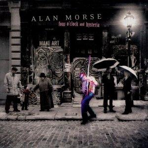 Alan Morse – 4 O'Clock And Hysteria CD