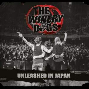 The Winery Dogs – Unleashed In Japan CD