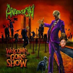 Anarkhon – Welcome To The Gore Show CD