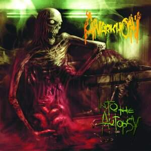Anarkhon – Into The Autopsy CD