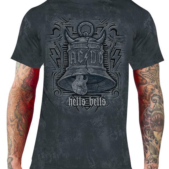 Camiseta AC DC – Heavy Metal Rock 5b4071c600210