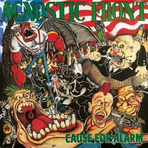 Agnostic Front – Cause For Alarm CD