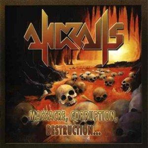 Andralls – Massacre, Corruption, Destruction… CD