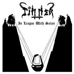 Tinner – In League With Satan CD