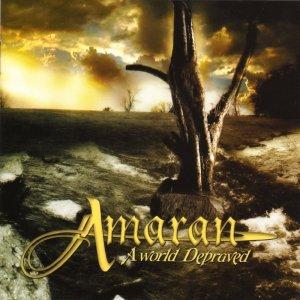 Amaran – A World Depraved CD