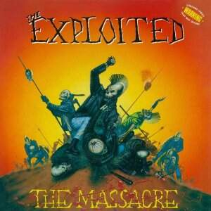 The Exploited – The Massacre CD