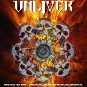 Unliver – Unexpected Sonic Violence CD