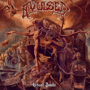 Avulsed – Ritual Zombi CD