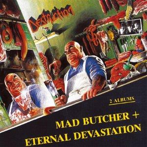 Destruction – Mad Butcher + Eternal Devastation CD
