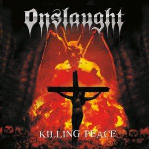 Onslaught – Killing Peace CD