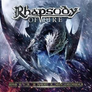 Rhapsody Of Fire – Into The Legend  CD