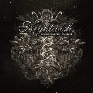 Nightwish – Endless Forms Most Beautiful CD