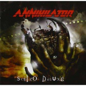 Annihilator – Schizo Deluxe CD