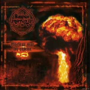 Balance Interruption – Nuclear War for Rescue CD