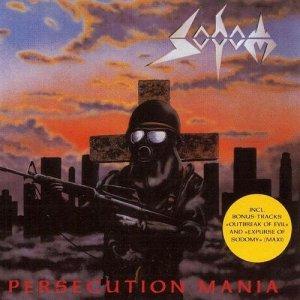 Sodom – Persecution Mania CD