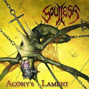 Soulless – Agonys Lament CD