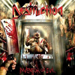 Destruction – Inventor of Evil CD