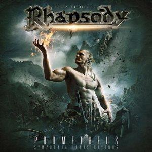 Luca Turilli's Rhapsody – Prometheus: Symphonia Ignus Divinus CD