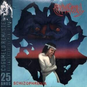 Sepultura – Schizophrenia CD
