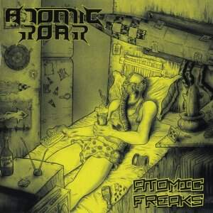 Atomic Roar – Atomic Freaks CD