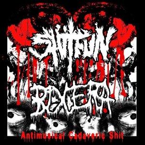 Shitfun / Bixera – Antimusical Cadaveric Shit CD