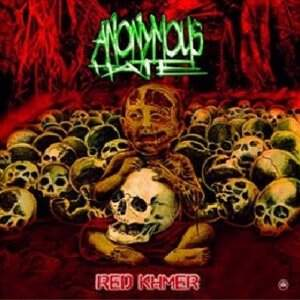 Anonymous Hate – Red Khmer CD