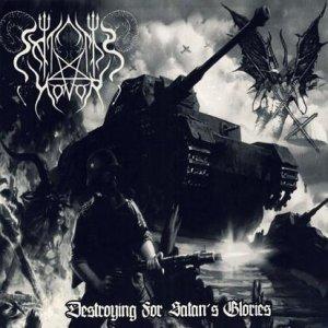 Satanic Honor – Destroying For Satans Glories CD
