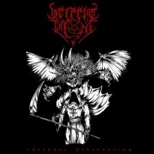 Serpent Throne – Infernal Desecration CD