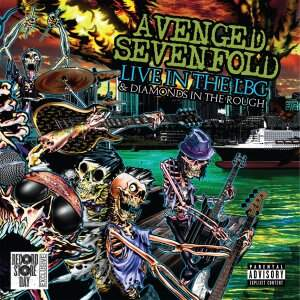 Avenged Sevenfold – Live In The LBC & Diamonds  in the Rough CD