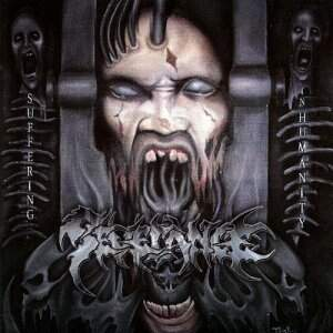 Severance – Suffering In Humanity CD