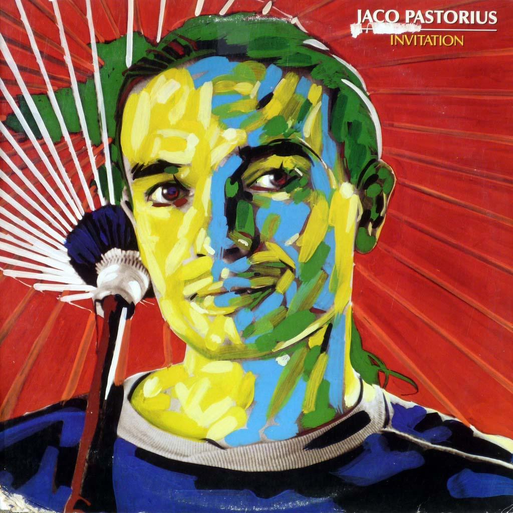 Jaco pastorius invitation cd heavy metal rock stopboris Image collections