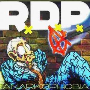 Ratos De Porão – Anarkophobia CD